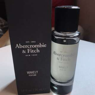 A & F Wakely香水