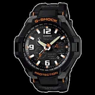 Casio Gw-4000 六波太陽錶