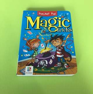 Pocket Pal Magic tricks book