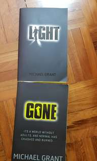 Michael Grant Books
