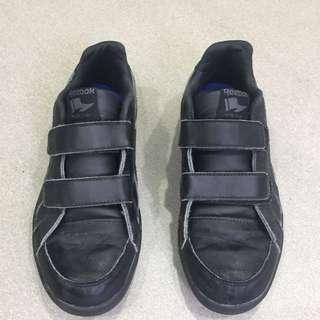 Reebok Black School Shoes