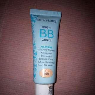 BB Cream silky girl