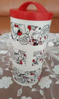 Hello Kitty Comic Stag Food Containers