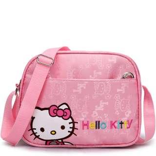 [INSTOCKS] Hello Kitty Pink Kids Sling Bag