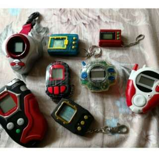 Looking for Digimon Digivice