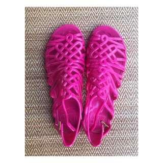 Diane von Furstenberg sandals US9.5