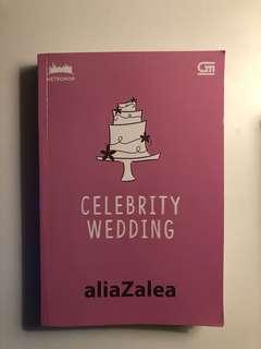 Celebrity wedding novel