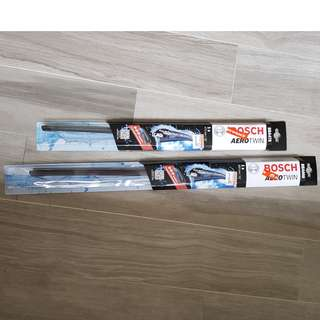 Bosch AeroTwin Wipers BBA600 and BBA475