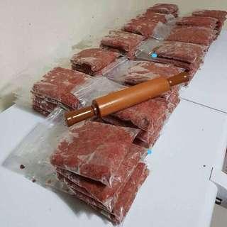 Daging Kisar Bujibooster