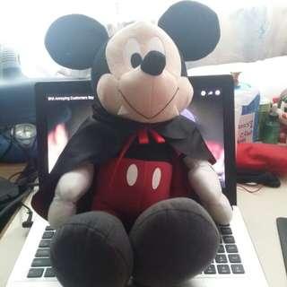 Vampire Mickey Mouse