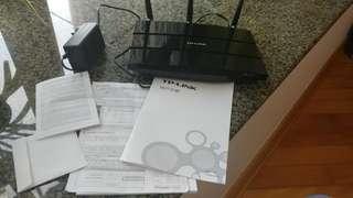 AC GiGa router