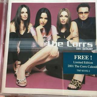 The corrs cd