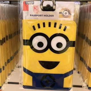 USS Minion Passport Holder