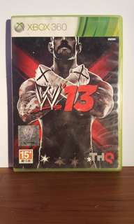 Xbox 360 WWE 13