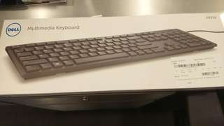 Brand new wired multimedia keyboard
