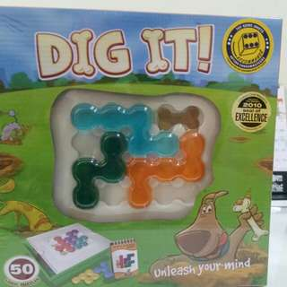 [BN] Dig it! (Strategy/Puzzle Game)