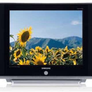 """Samsung CRT 29"""" TV"""