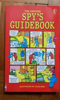 Spy's guide book
