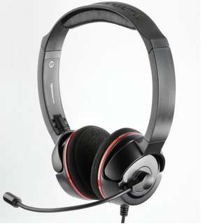Turtlebeach Earforce ZLa Headphones with Mic (No ear muffs)