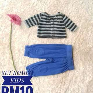Set Kombo For Kids