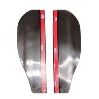 Car Side Mirror Visor / Shade (BLACK) NEW