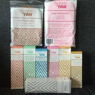 Skinny Tan pack