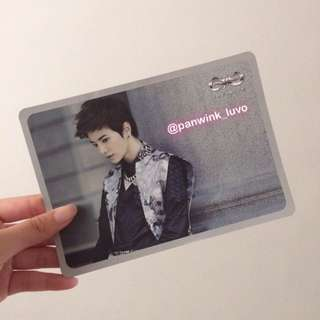 WTS Infinite - SungJong Destiny photocard