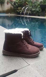 Winter Angkle Boots / shoes