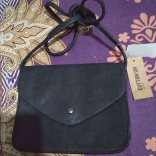 Cotton on pouch bag