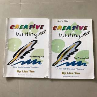Creative writing for primary 3-6 by Liza Tan