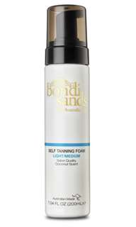 Self Tanning Foam - Light/Medium