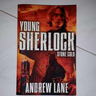 Young Sherlock Book 7 - Stone Cold by Andrew Lane