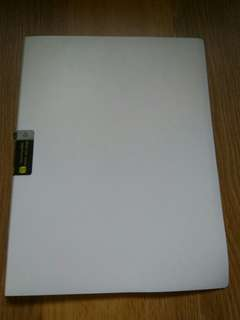 A4 File with Side Pockets