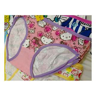 Kids Underwear (Girls 4-6 years old) Hello Kitty