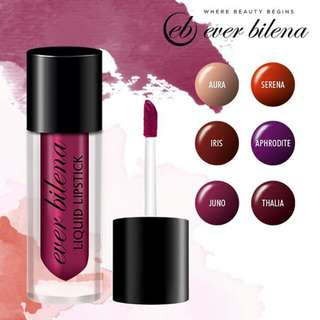 Everbilena Liquid Lipstick