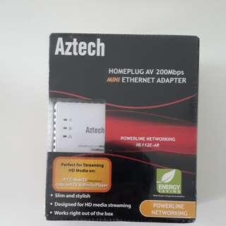 Aztech HOMEPLUG AV 200Mbps
