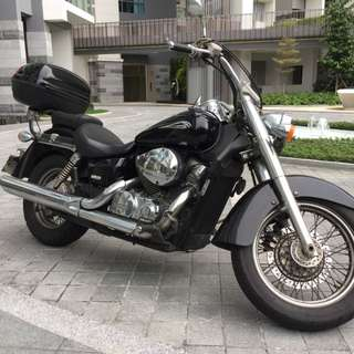 WTS - Honda Shadow VT750