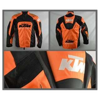 KTM Racing suit shirt top protection jacket armoured
