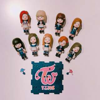 【Korea Buying Service】Twice Charecter Figure (Signal Ver.)