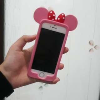 Case minnie mouse iphone 5s