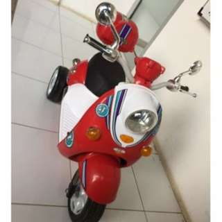 Motor Aki Scoopy
