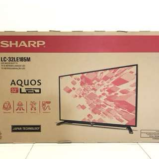 Sharp 32 Inch LED TV LC32LE185M