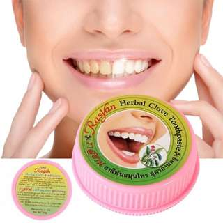 Rasyan Natural Herbal ToothPaste