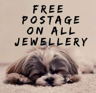 FREE POSTAGE ON ALL JEWELLERY