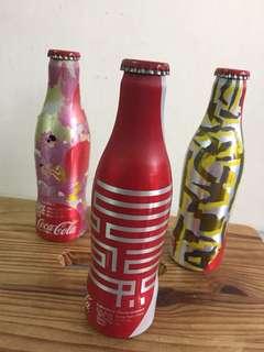 珍藏版 可口可樂 全球限量