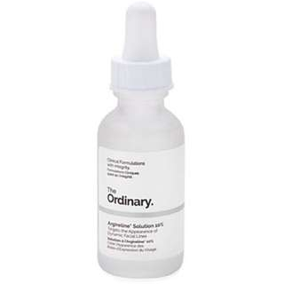 The ordinary deciem Argireline Solution 10% serum