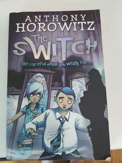 The Switch by Anthony Horowitz