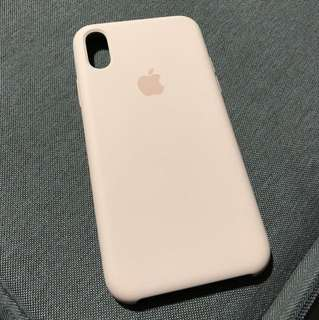 Apple Silicon Case for Iphone X