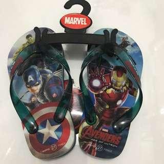 Sandal kids Advengers Marvel ORI
