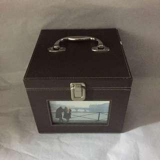 全新 PU皮 儲物盒